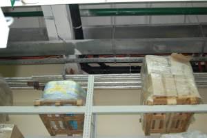 Житомирский гипермаркет «Караван» может не бояться дождей и снега