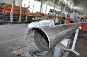 НПВХ обсадные трубы для автономного артезианского водоснабжения