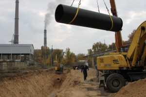 В Чернигове строится современный канализационный коллектор. Залог надежности – трубы СПИРОКОР