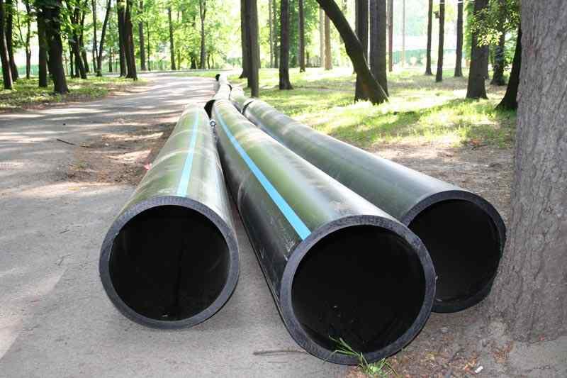 Полиэтиленовые трубы водопроводные напорные украина